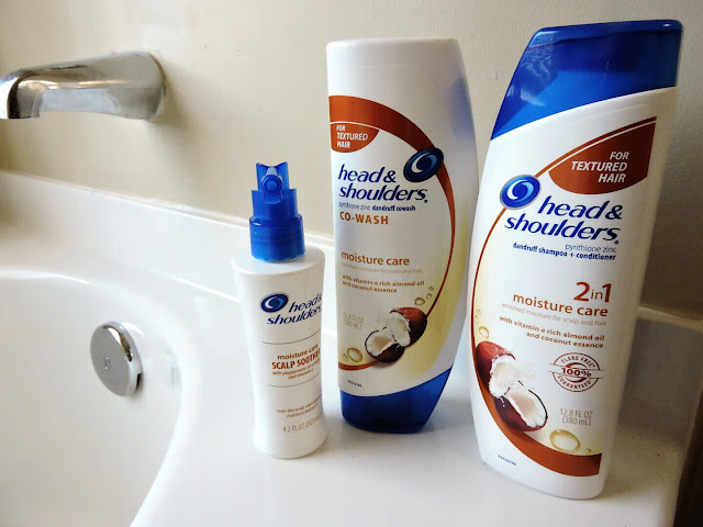 Head and Shoulders Moisture Hair Collection Review  via  www.productreviewmom.com