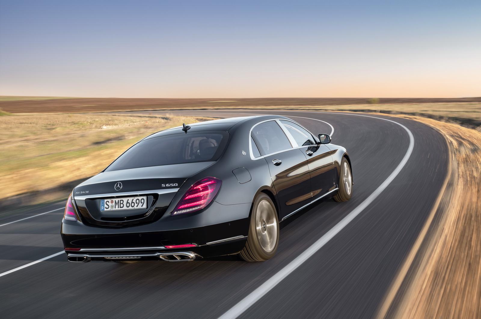 2018 mercedes benz s class priced from under 91k carscoops for Mercedes benz s650 price