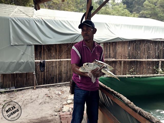 Tarikan Baru di Pulau Pangkor
