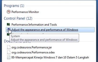 mempercepatk kinerja windows 7 dan 10 dalam 5 langkah