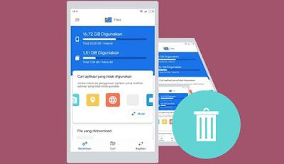 5 Aplikasi pembersih Sampah Android Terbaik Tanpa Iklan