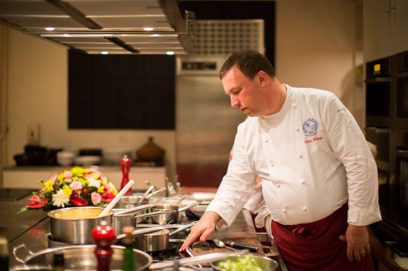 Chef Chris Salans