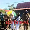 Rutinitas Polsek Marbo, Dalam Memberikan Himbauan Kesehatan Di Pasar Jonggoa Desa Cikoang