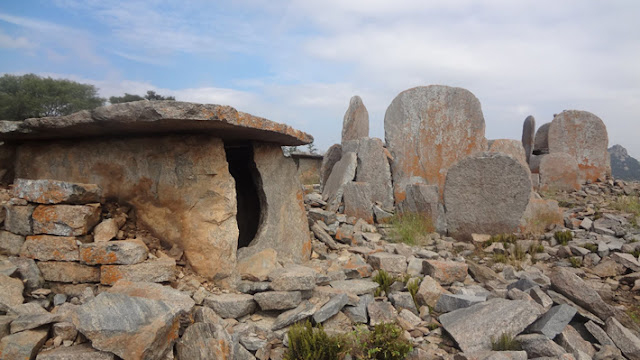 Over 300 megalithic tombs discovered in India