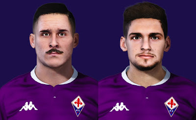 PES 2021 Mini Facepack Fiorentina by Valentinlgs10