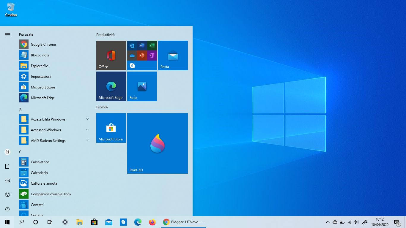 Anche Paint 3D ottiene la nuova icona Fluent in Windows 10