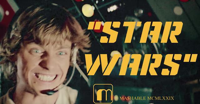 Star Wars Grindhouse Recut | Eine neue Hoffnung als Explotation Trailer editiert