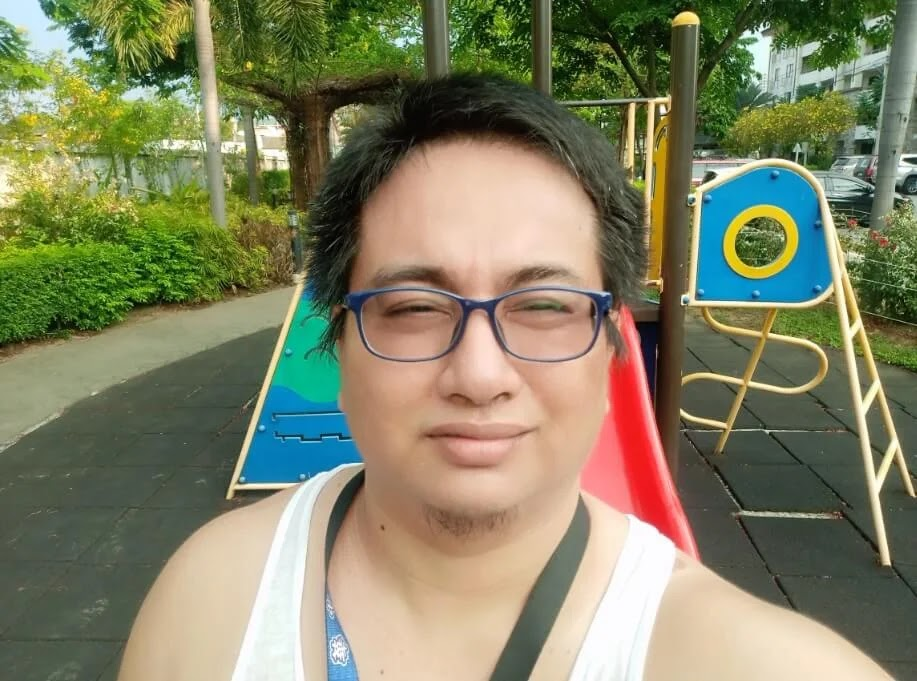 Realme 6i Review Camera Sample - Selfie