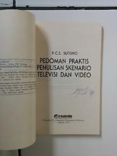 Pedoman Praktis Penulisan Skenario Televisi dan Video
