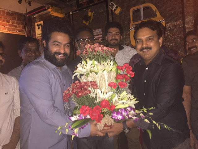 NTR in Janatha Garage 50 Days Celebrations Photos