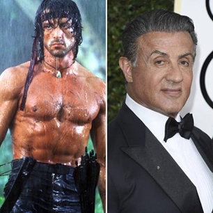 Chronicles of Sylvester Stallone