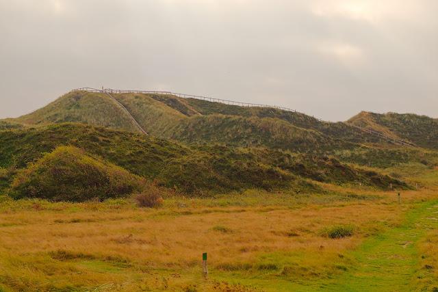 Die Melkhörndüne ist der höchste Punkt Langeoogs