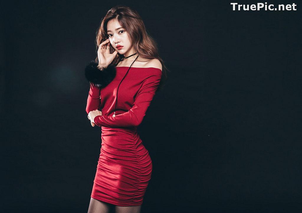 Image Korean Beautiful Model – Park Jung Yoon – Fashion Photography #5 - TruePic.net - Picture-1