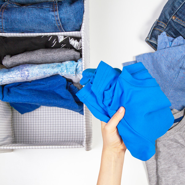 You can follow Marie Kondo's tips for decluttering to also improve your website CTAs