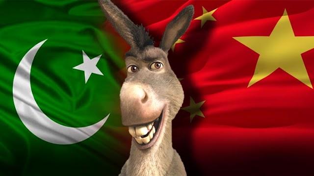 चीन को खुश करने के लिए पाकिस्तान बढ़ा रहा है गधों कि संख्या, ये है कारण ?..