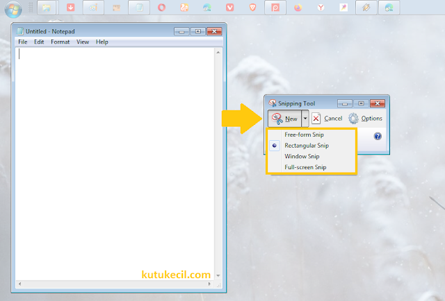 Cara Screenshot Laptop Dell Windows 10/8/7 (+Gambar) - Kutukecil - Tutorial Komputer Windows dan ...