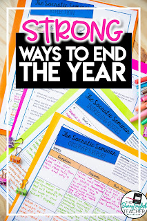 5 Strong Ways to End the School Year