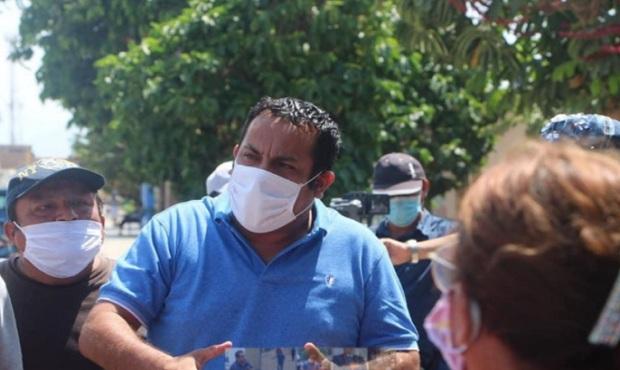 Coronavirus: alcalde de Pacasmayo dio positivo en prueba rápida y cumplirá cuarentena