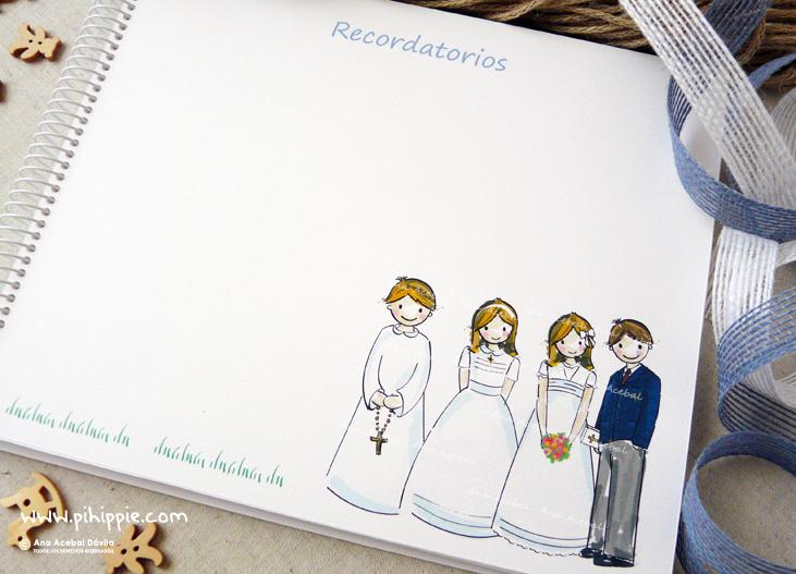 libro comunión