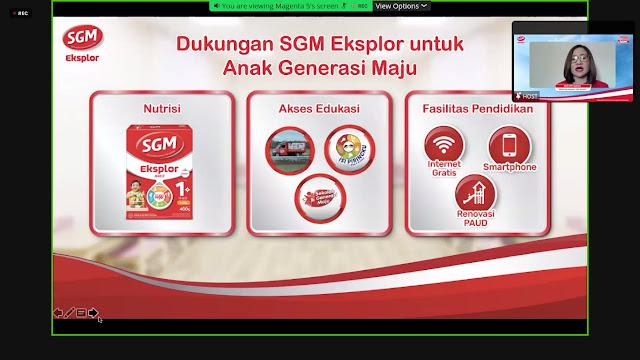 dukungan SGM