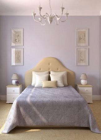 warna cat kamar tidur biru muda