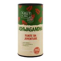 Ashwaganda em pó Goldnutrition