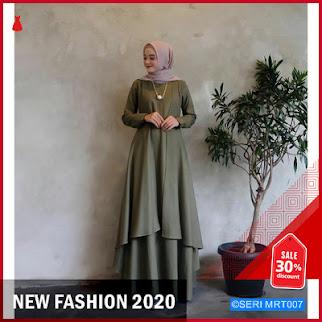 MRT007A145 Alana Max Dress Muslim Terbaru BMGShop