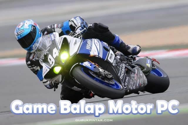 game balap motor pc