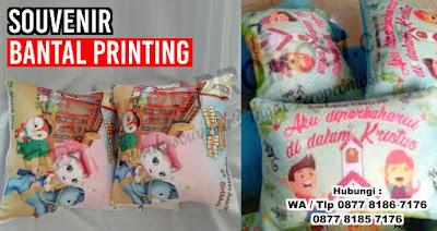 produksi Bantal Printing Ultah, Jual Bantal Foto Custom, Bantal Printing Promosi Custom Murah Souvenir Perusahaan, Promosi Bantal Souvenir, Souvenir Bantal Printing Full Colour, Bantal Foto Print Murah