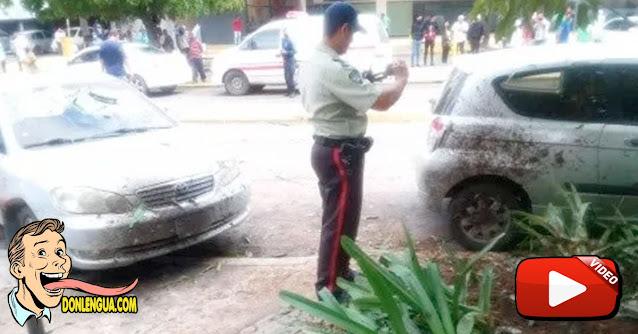 Lanzan granada contra una carnicería en el Estado Zulia