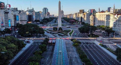 After Brazil, what is the second largest country in South America?