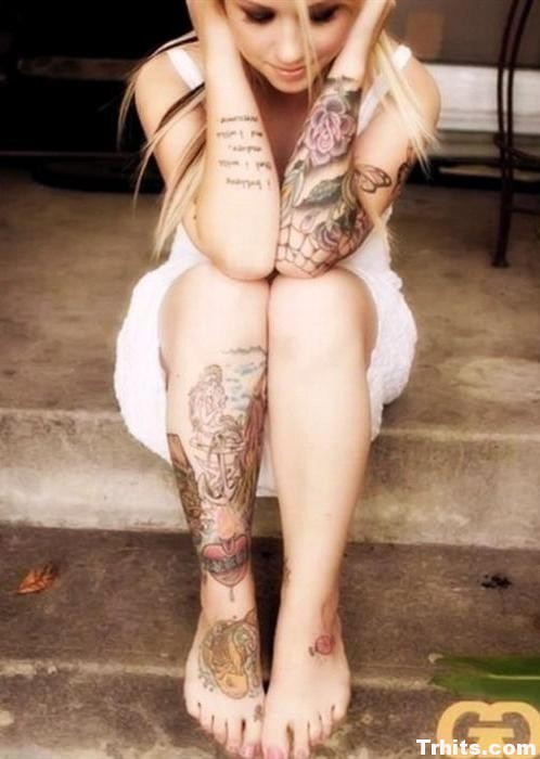 Ankle Tattoos Have Been Around For A Long Time And Have Always Been A Very Popular Place To Get A Tattoo For Women