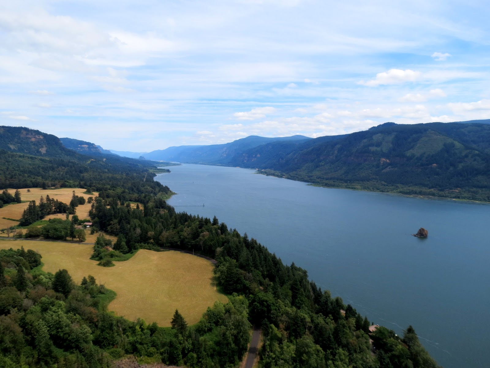 Phannie And Mae The Columbia River Gorge And A Bit Of