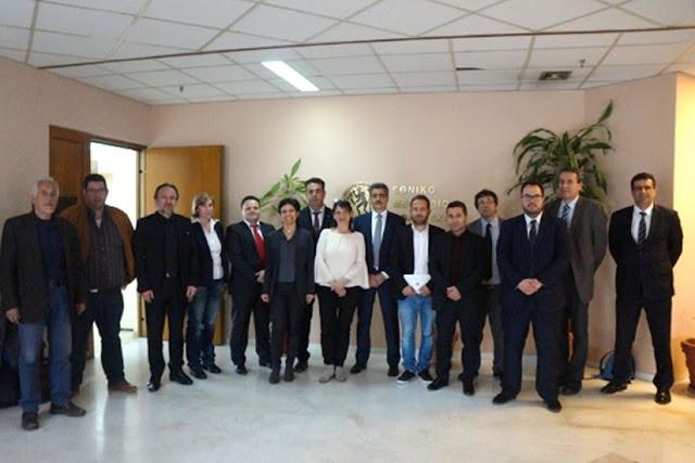 Στρατηγική Συνεργασία Δικτύωσης Αραδίππου, Ναυπλίου, Ελευσίνας και Ραφήνας-Πικερμίου