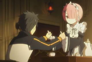 Re:Zero kara Hajimeru Isekai Seikatsu: Shin Henshuu-ban Episodio 04