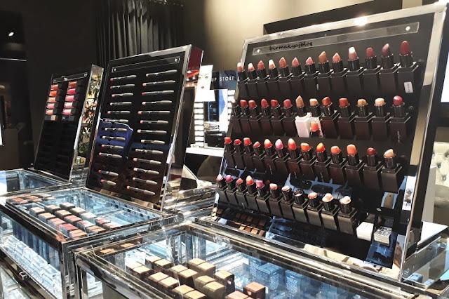 Makeup Store Mağaza Turu ve Alışveriş
