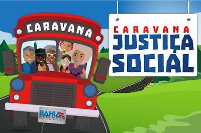 Santo Antônio de Jesus recebe Caravana da Justiça Social na terça-feira, 24