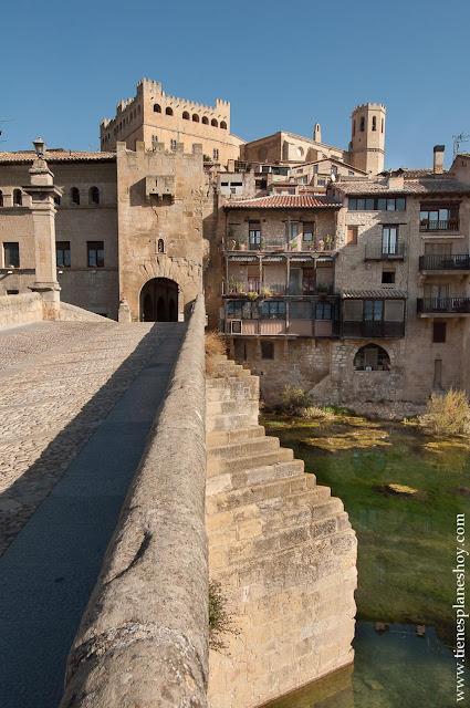 Valderrobres pueblos bonitos españa turismo aragón