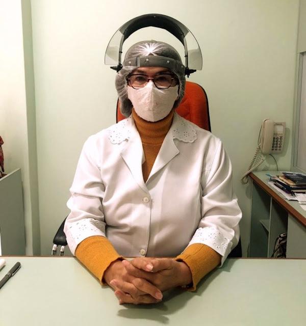 Dra. Wanda Heloisa Ferreira