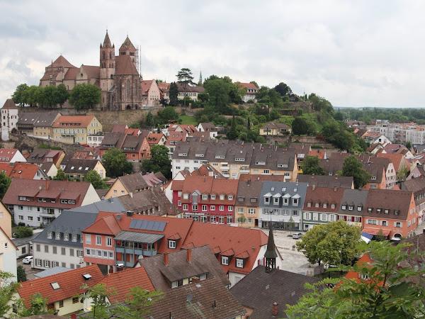 Viking Rhine River Cruise: Breisach, Germany