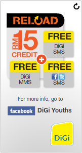 digi reload youth social