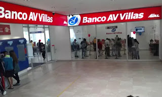Banco AV Villas en Bogotá