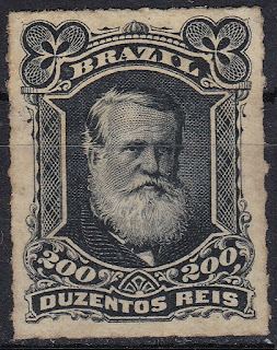 Coronation of Emperor Pedro II of Brazil.