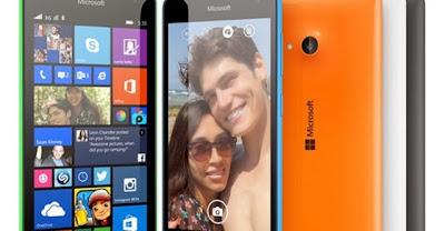Microsoft chính thức ra mắt Lumia 535