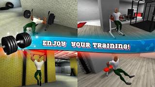 Bomba de musculação para academia de ginástica apk mod