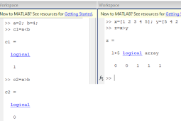 Control Flow and Logic Functions in Matlab