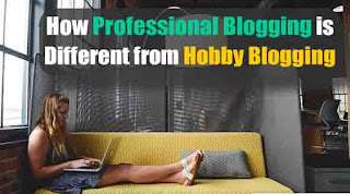 Hobby Blogging to Professional Blogging : eAskme
