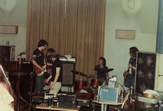 Original Rävjunk live Stockholm antingen 1974 eller 1975