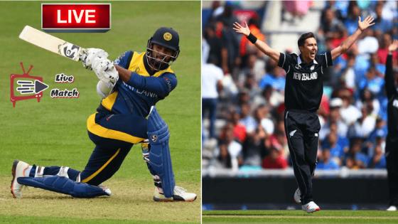 New Zealand Vs Sri Lanka Live Streaming Match Preview