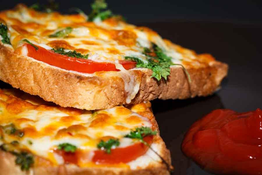Resep Membuat Roti Pizza Ayam